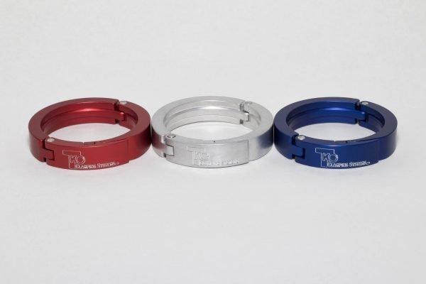 Custom hose clamps