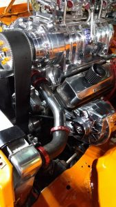 TKO Radiator Clamps
