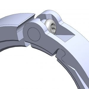 Premium adjustable clamp