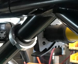 Attach almost anything to a roll bar