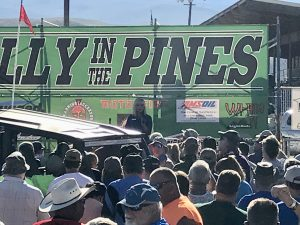 Rally in the Pines 2018