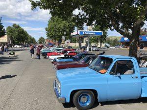 All Wheels Weekend Dayton Washington