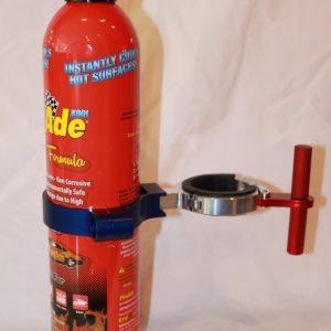 Easy Release FireAde Extinguisher Clamp