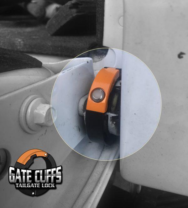 Gate Cuffs Tailgate Lock