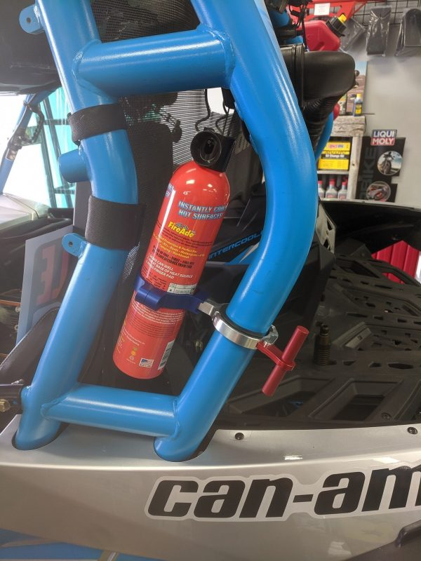 Easy Release FireAde Extinguisher Mount