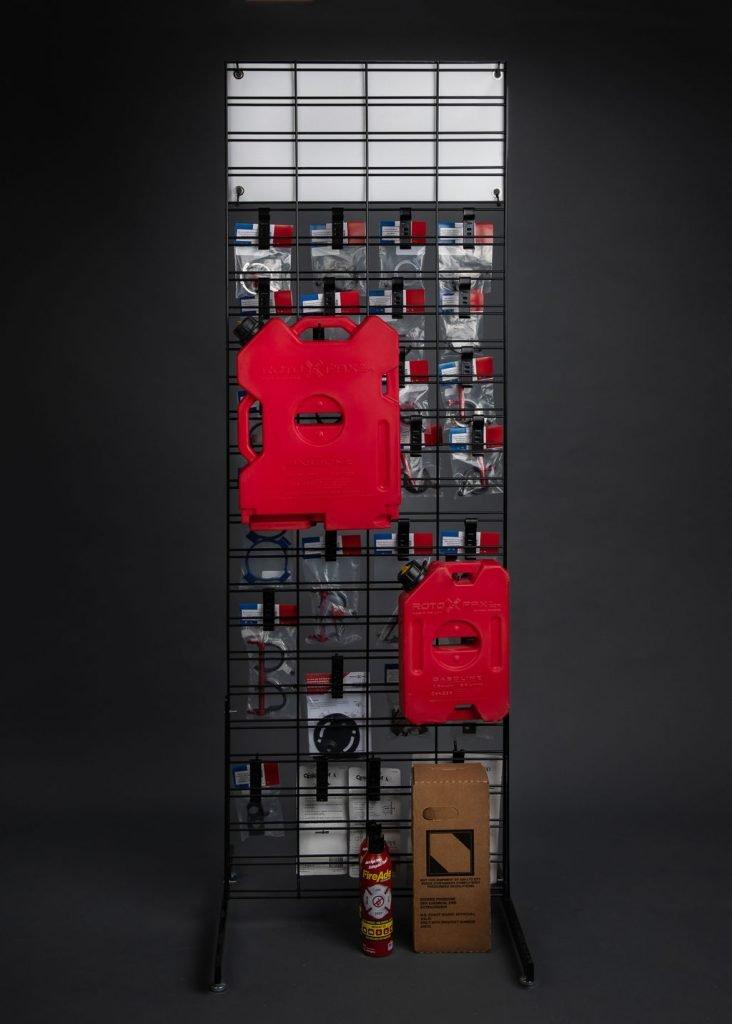 TKO Store Display