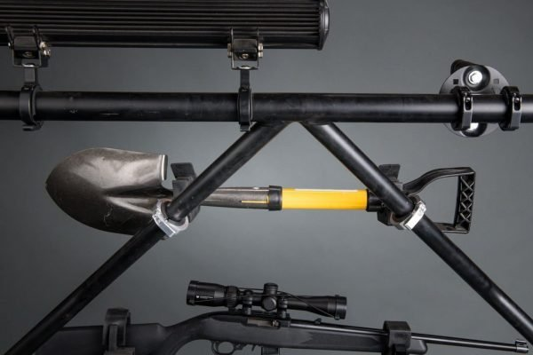 Roll Bar Accessory Clamps