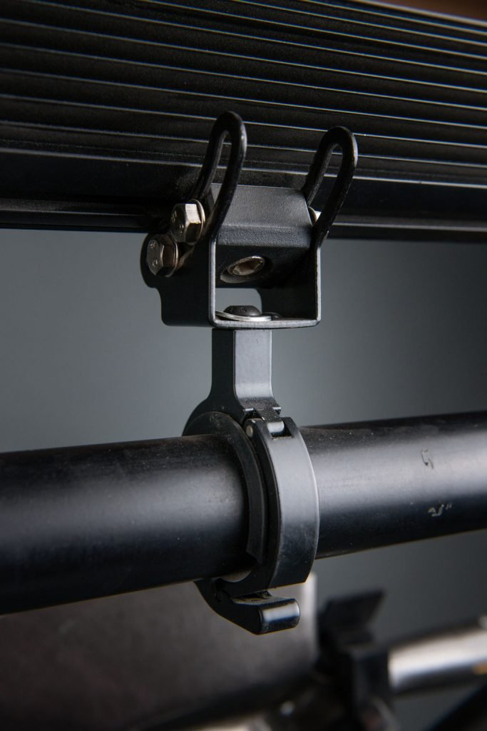 Roll Bar Accessory Clamp