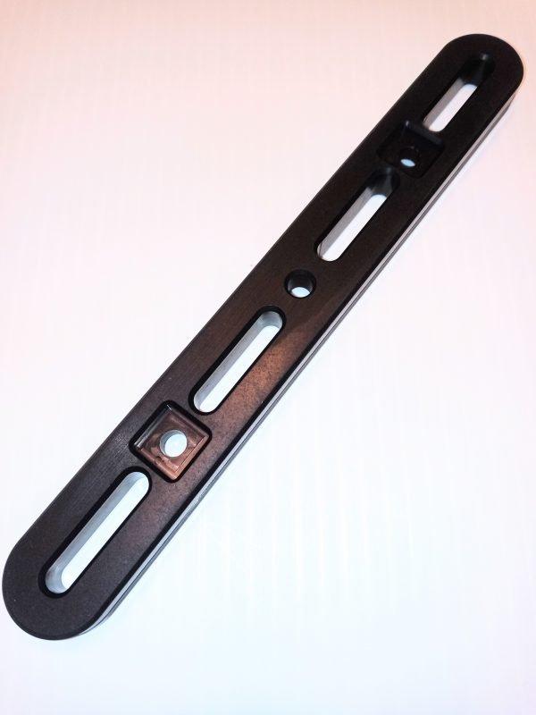 Accessory Mounting Bar black