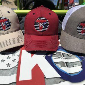 TKO hats